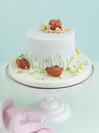 Happy Hens Raspberry & Vanilla Cake_400px