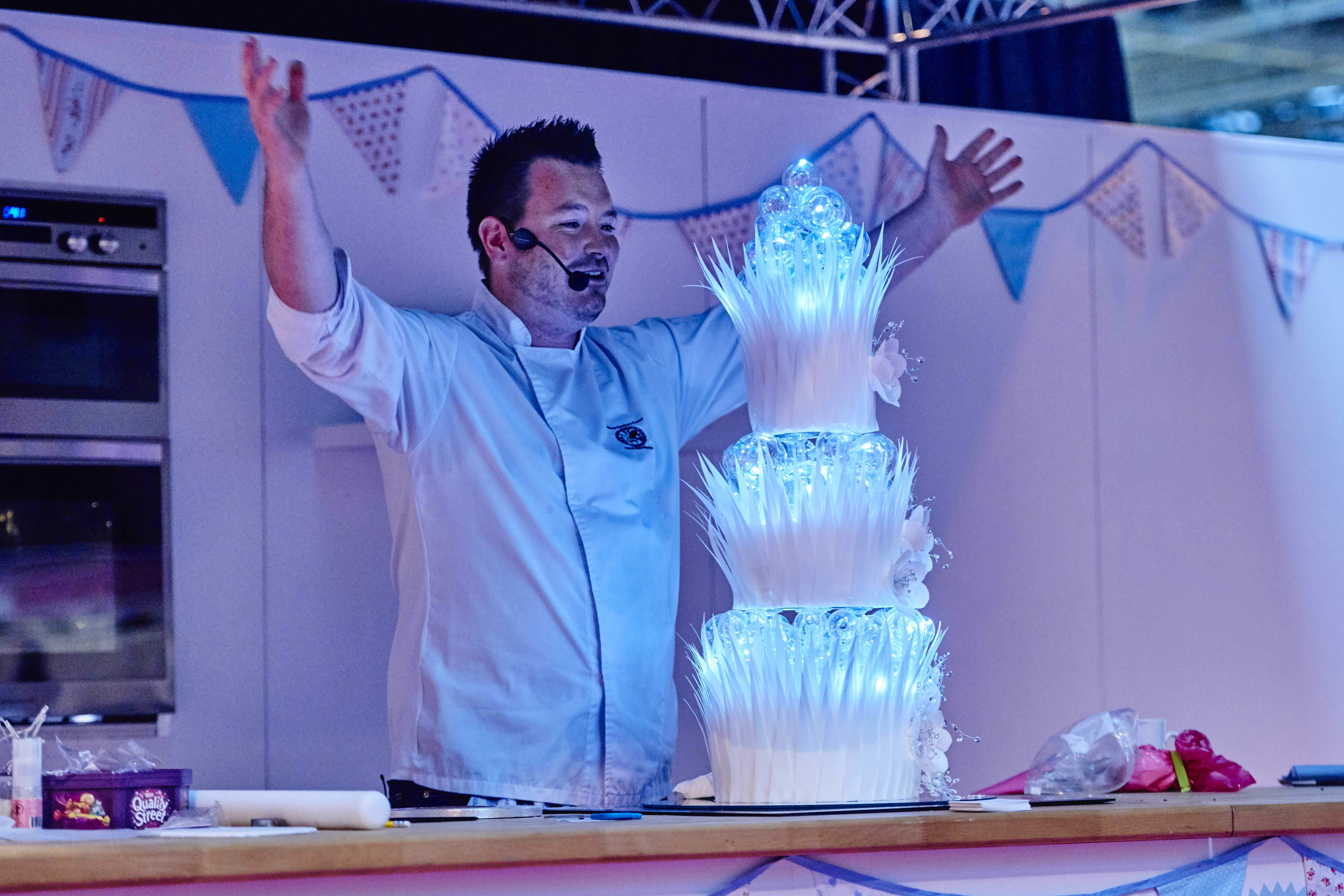 Sweet dreams: The world's biggest and best-loved cake decorating, Cake International, show is back!