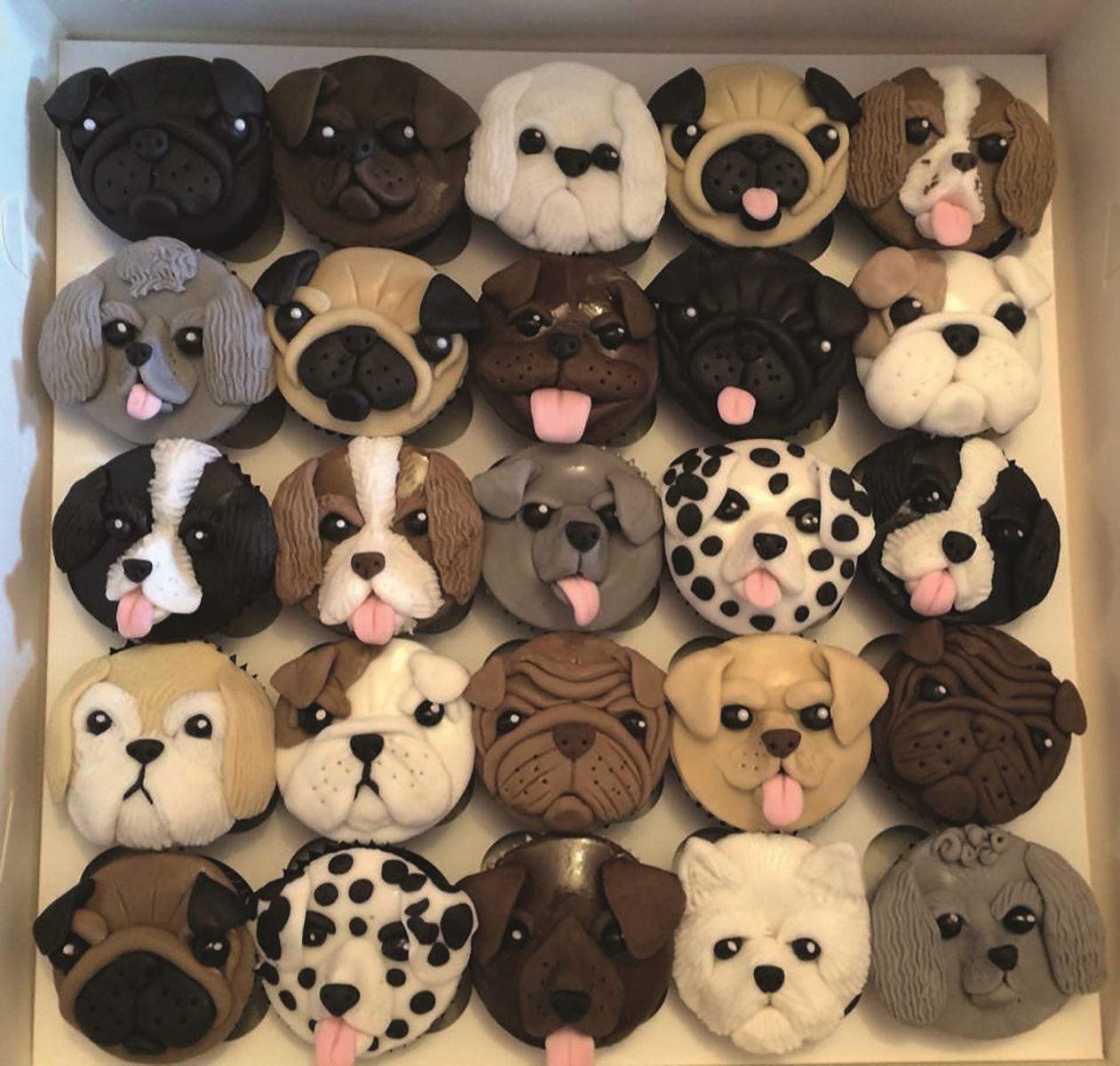 Molly Robbins cupcakes