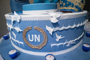 Michael's cake
