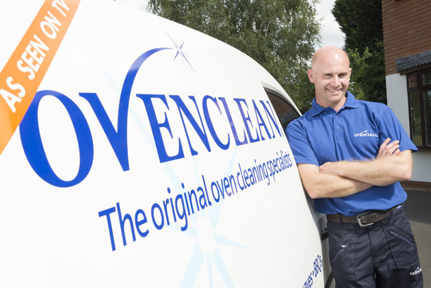 Oven cleaning company