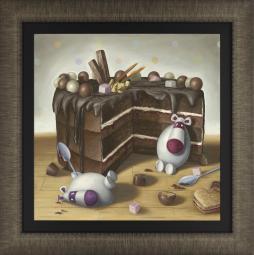 Let them Eat Cake, Image: Castle Galleries