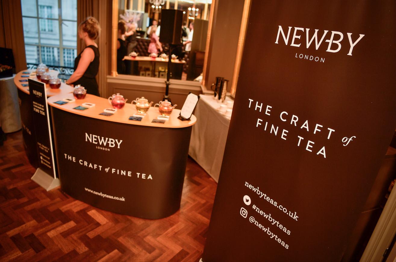 Newby Teas Stand