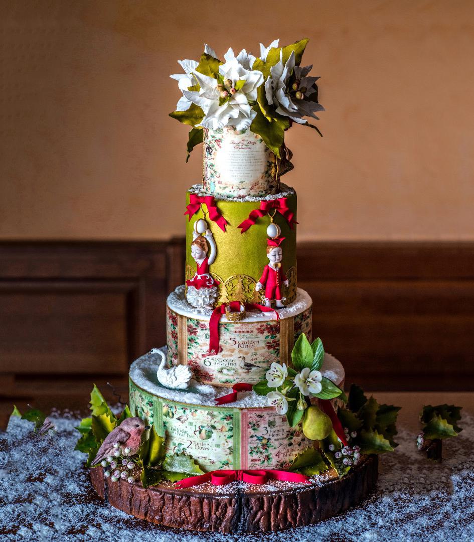 Veronica Seta cake