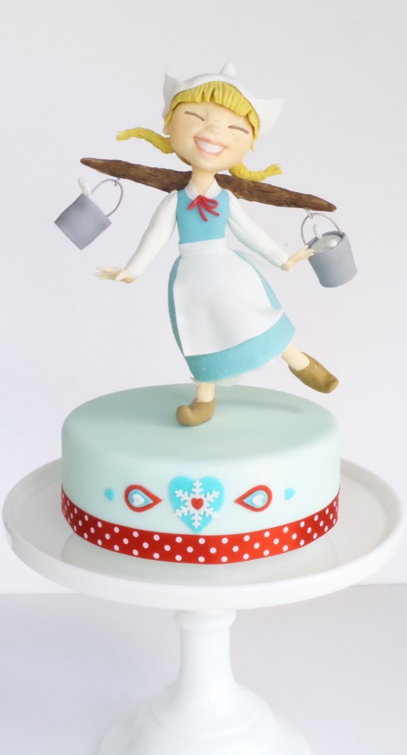 Zoe Smith cake