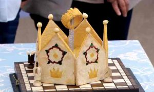 Selasi's Crown - Image: The Guardian