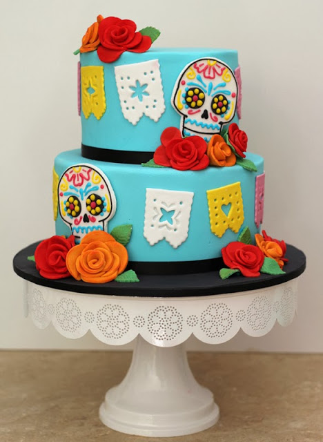 day-of-the-dead-wedding-cake4