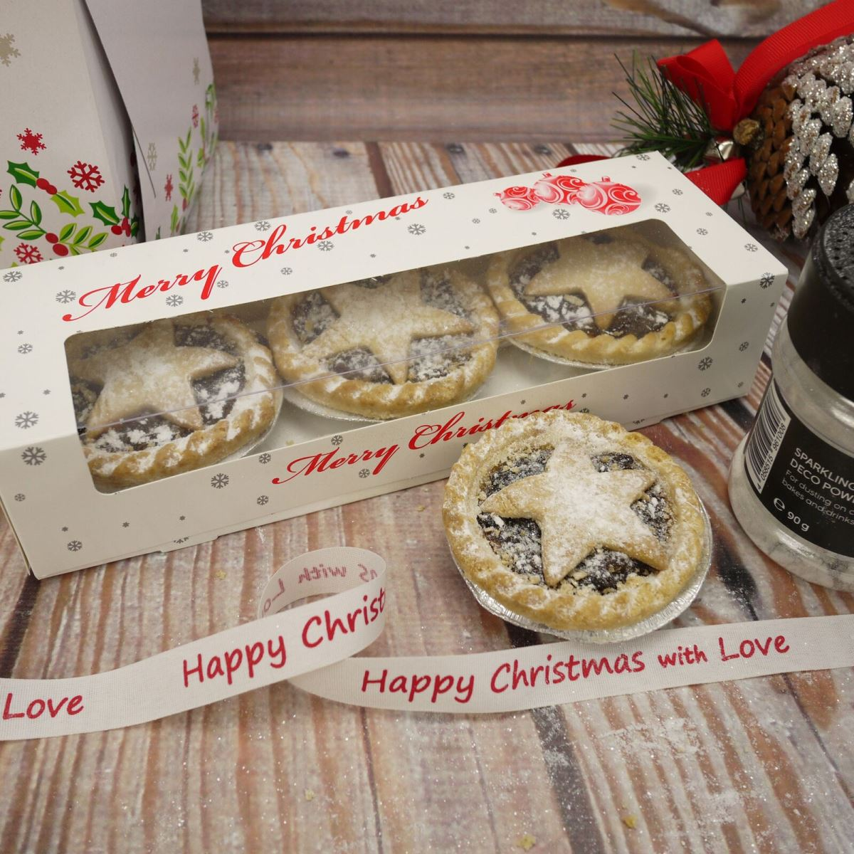 You won't believe your mince pies!