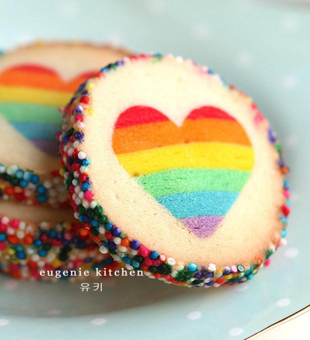 rainbow-heart-cookies-eugenie-cookies-youtube