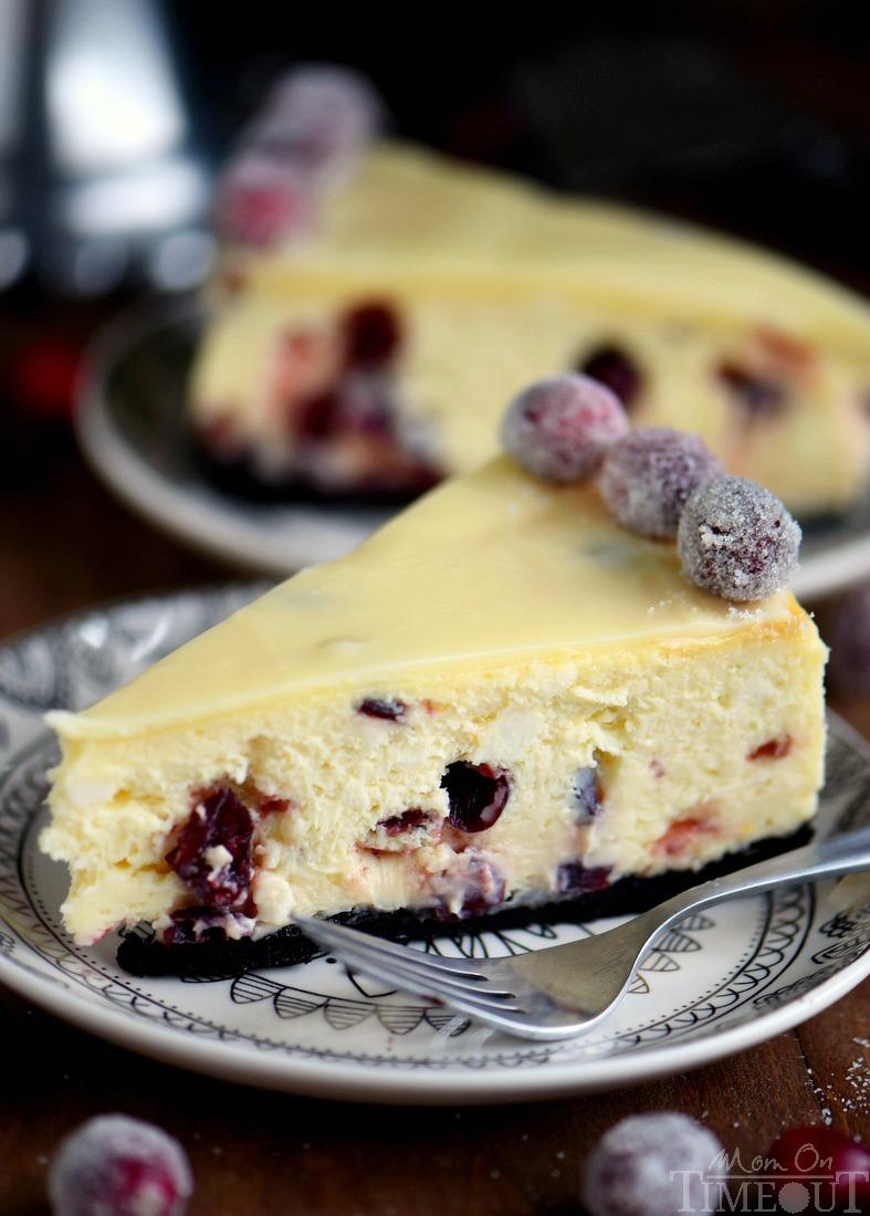 white-chocolate-cranberry-cheesecake-slice