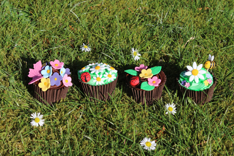 All spring cupcakes 458