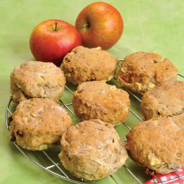 Apple-and-yoghurt-scones-recipe