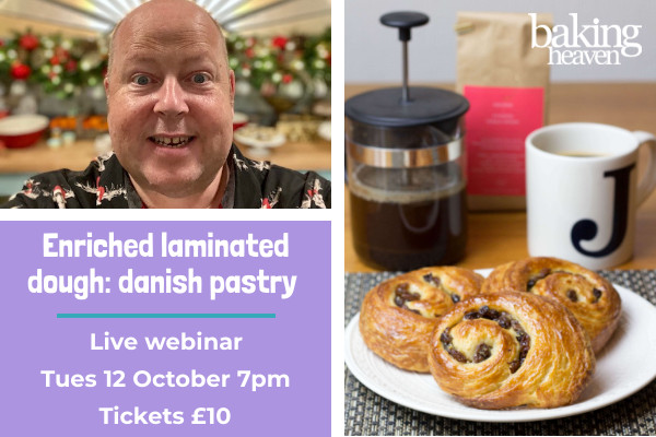 James Hillery live webinar