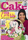 APRIL 2019 Cake front cover