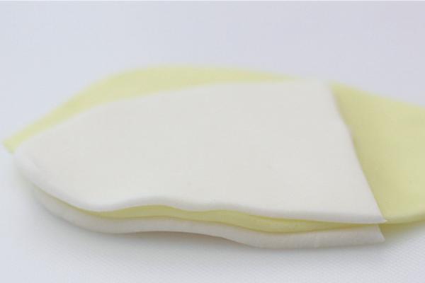 Cheese sandwich step 1