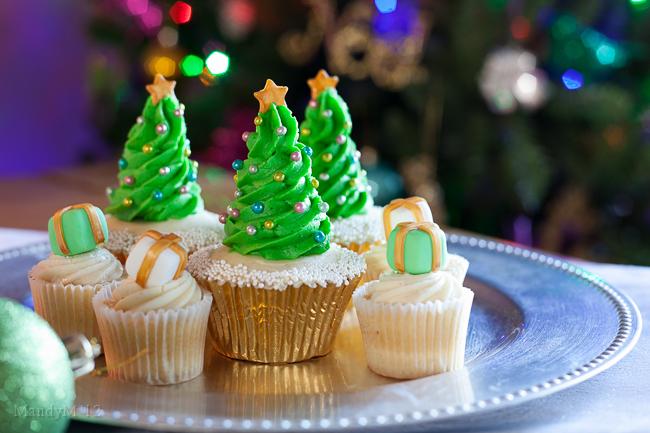 Christmas+Tree+Cupcake-2094