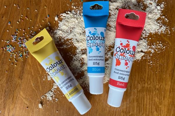 Colour Splash gels