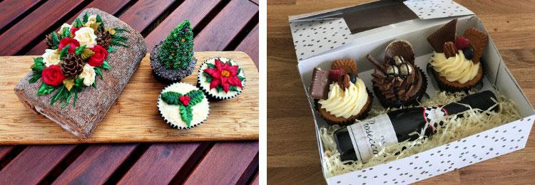 Edible Christmas gift ideas