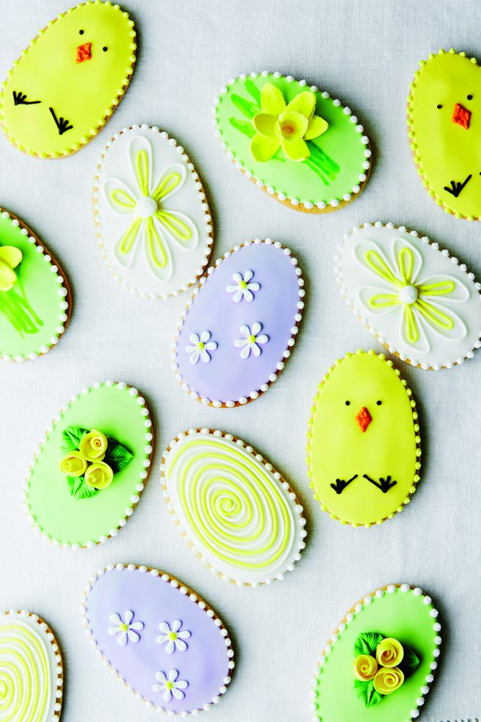 Everyday Bakes easter