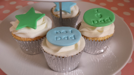 Fathers day cupcakes 458