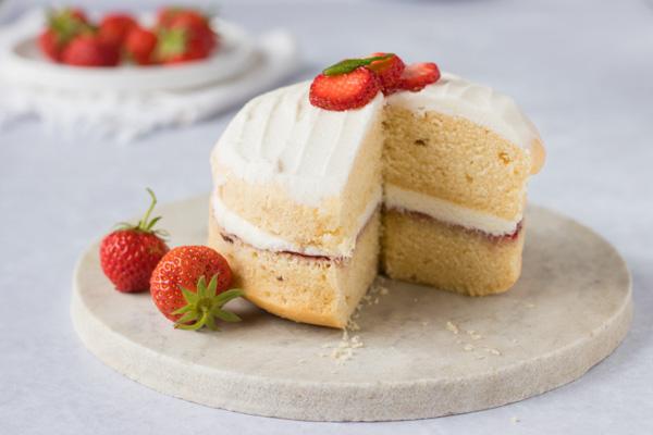 Fatherson Bakery's Victoria Sponge