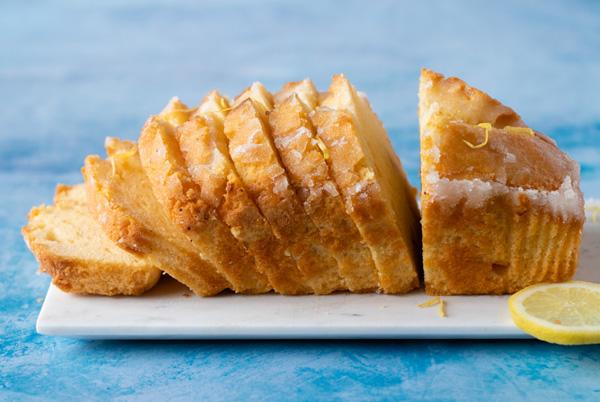 Fatherson Bakery's Lemon Drizzle Loaf