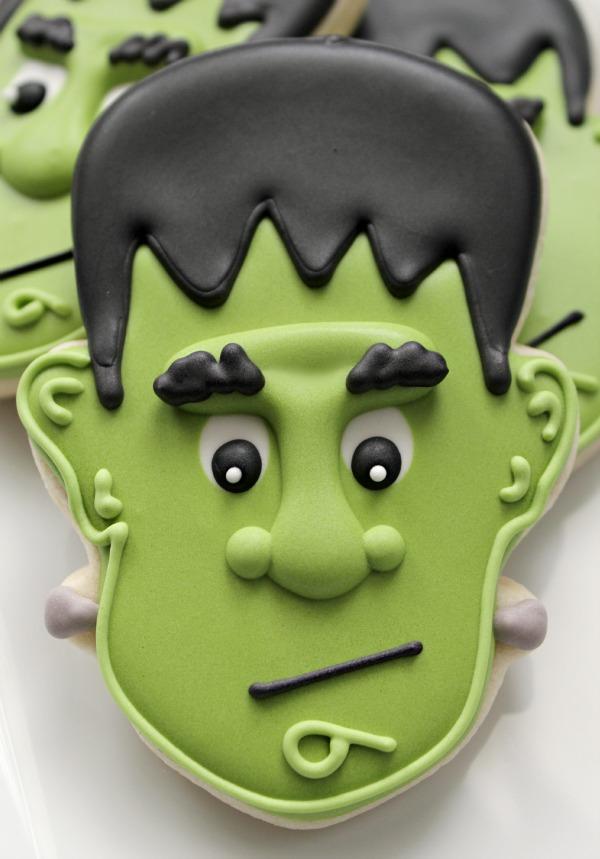 Frankenstein-Cookie