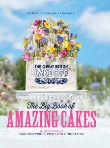 GBBO Amazing Cakes book