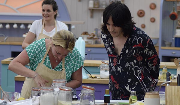 Bake Off stacey