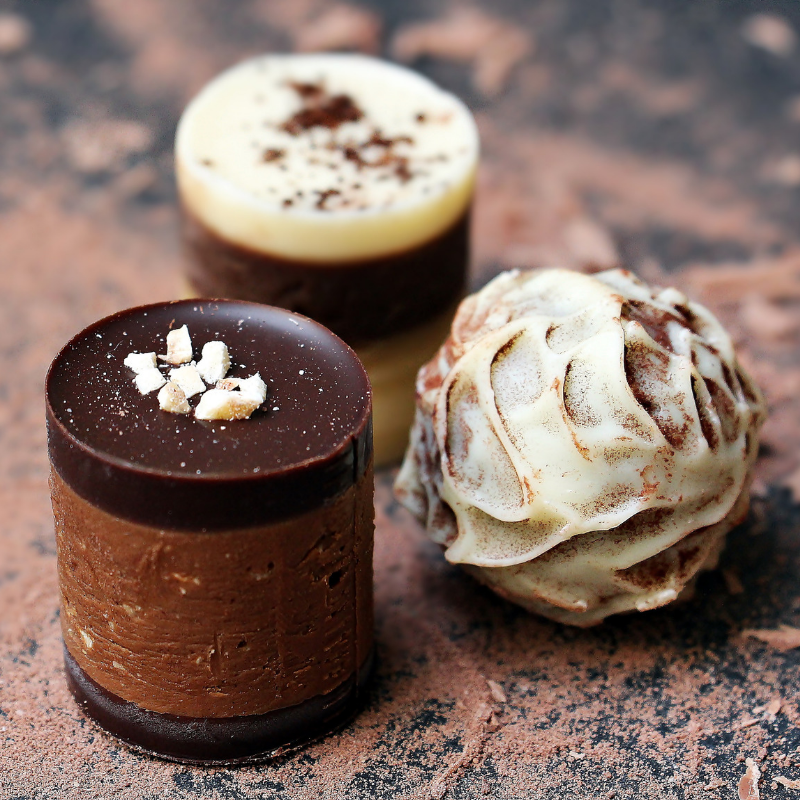 Ganach chocolates