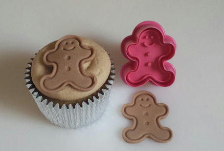 Gingerbread cupcakes 458