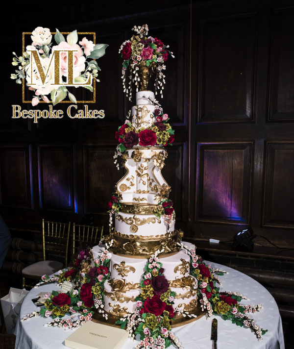 ML Bespoke Cakes' creation