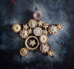 co op christmas, festive desserts
