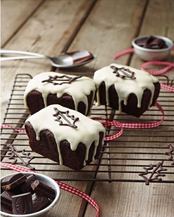 Mini Chocolate Gingerbread Loves copy