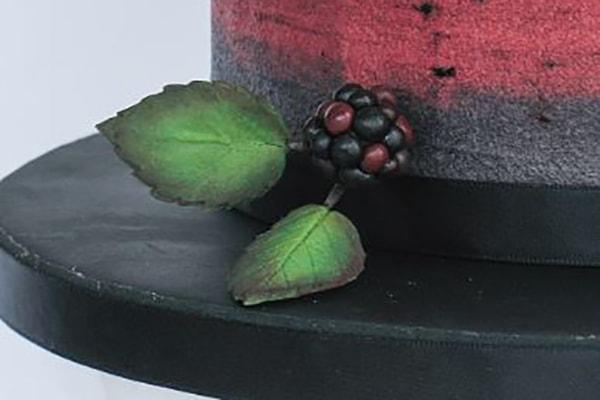 Modelling Blackberries step 9