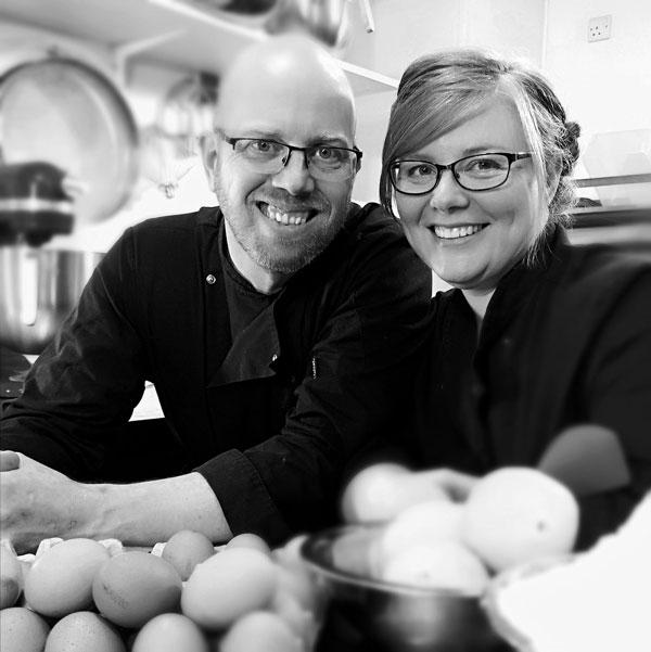 Phil and Christine Jensen - The Cake Professionals