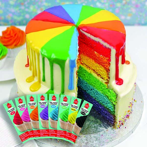 Cake Décor meet the maker