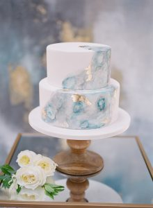 Romantic Wedding Ideas with Pops of Jewel Tones - photo by Jillian Rose Photography http://ruffledblog.com/romantic-wedding-ideas-with-pops-of-jewel-tones