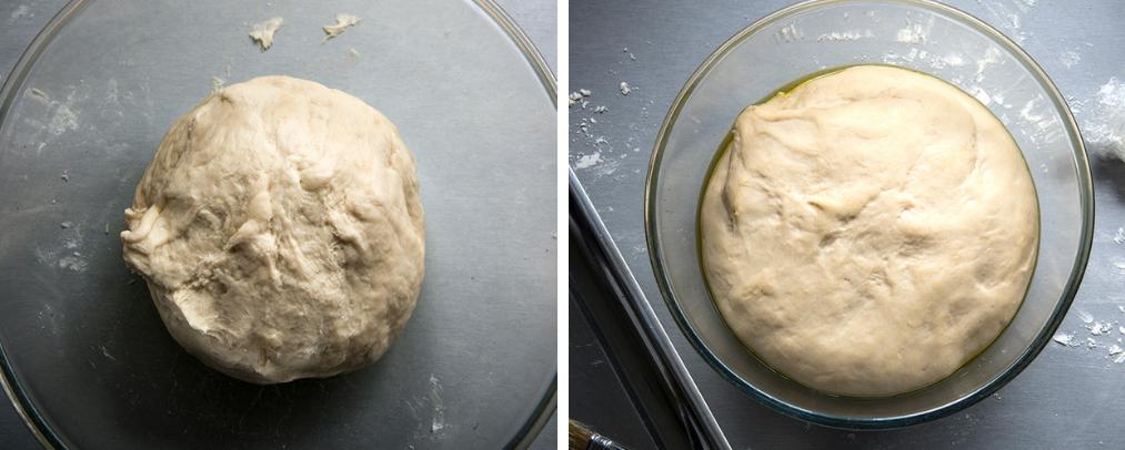 rosemary bread dough