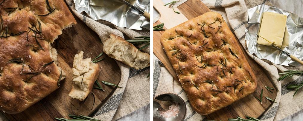 salt rosemary bread