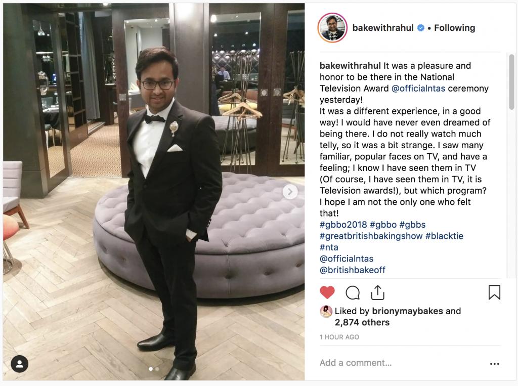 Rahul - Instagram