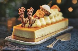 tesco christmas festive desserts