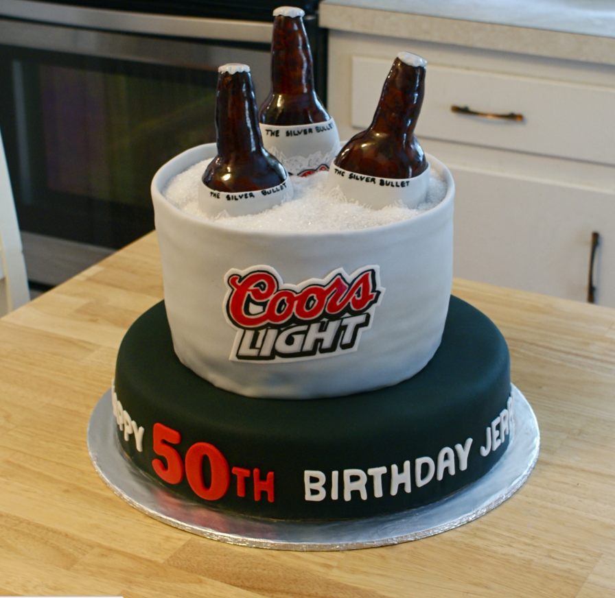 Beer Themed Cakes - Food Heaven