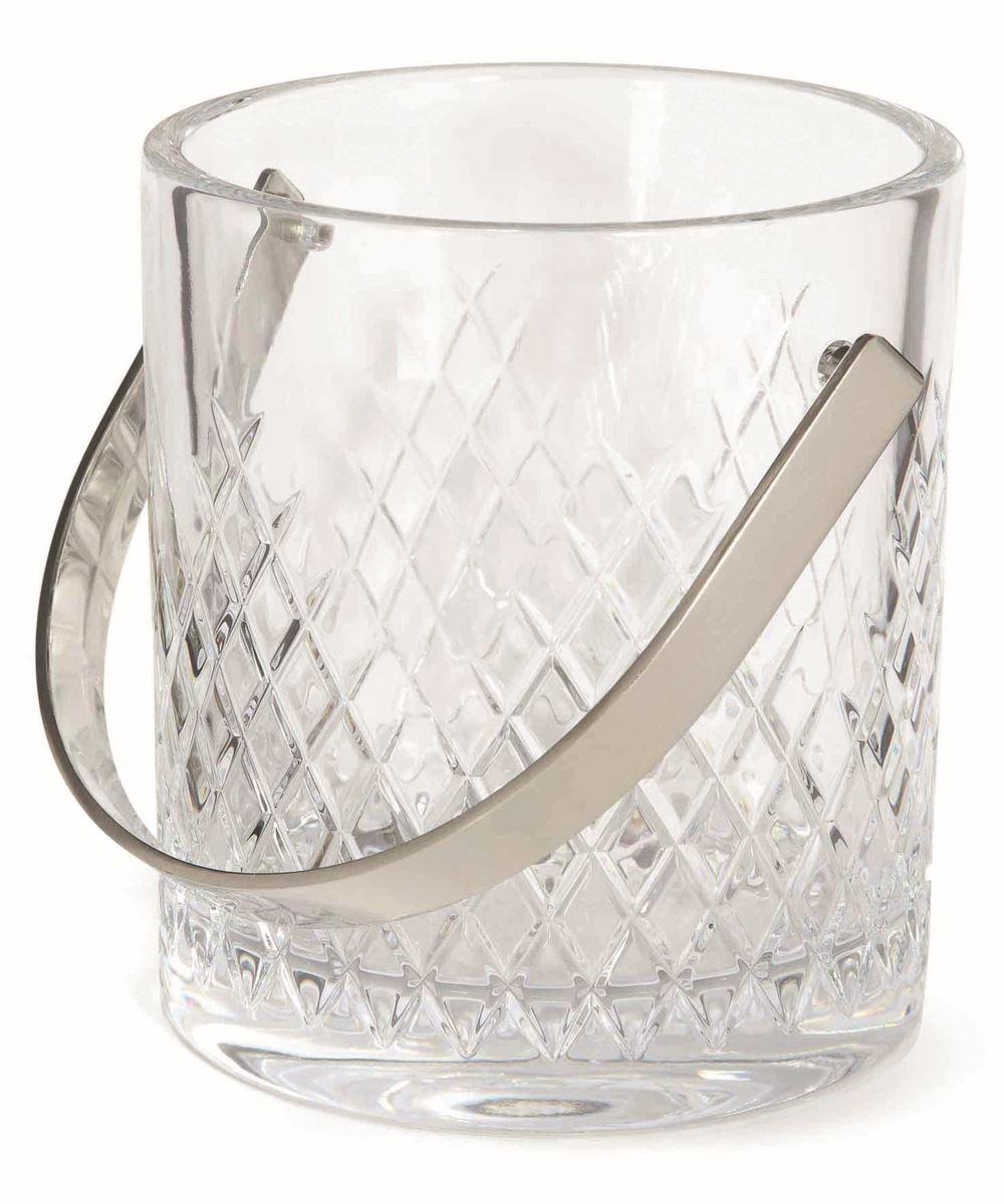 Crystal ice bucket (£125)  Liberty London