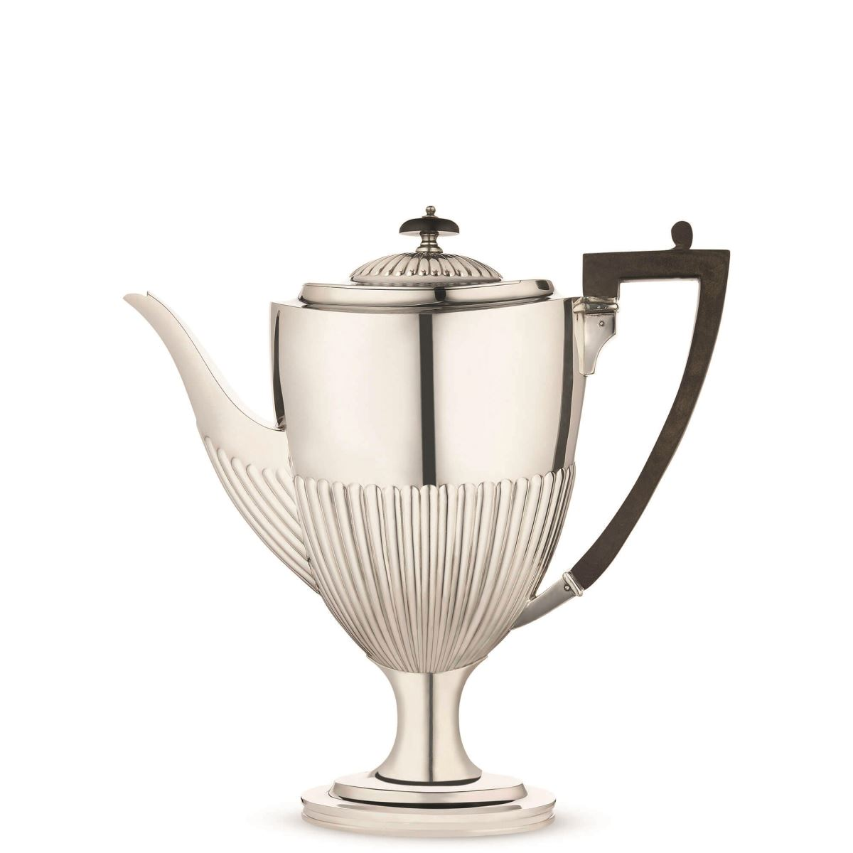 Vintage silver-plated coffee pot (£275) The Wolseley