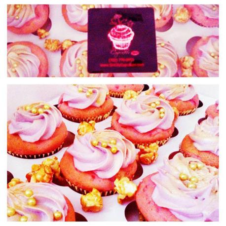 Sin City cupcake pic 1