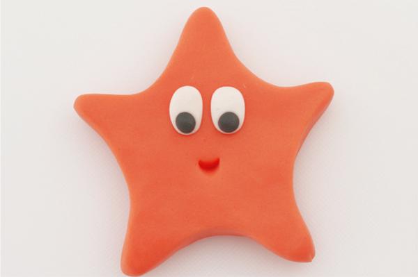 Starfish Step 1