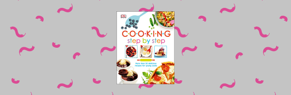 Children's Baking Step-by-step