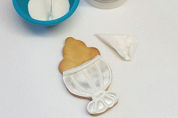 Sundae cookie step 3