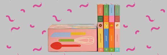 Children's cookbooks step by step